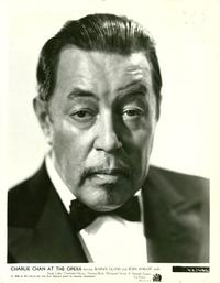 Charlie Chan at the Opera - 8 x 10 B&W Photo #1