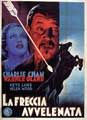 Charlie Chan at the Race Track - 11 x 17 Movie Poster - Style B