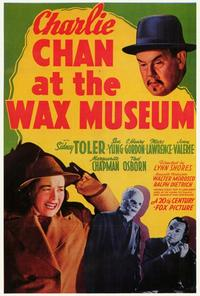 Charlie Chan at the Wax Museum - 27 x 40 Movie Poster - Style A