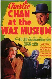 Charlie Chan at the Wax Museum - 43 x 62 Movie Poster - Bus Shelter Style A