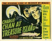 Charlie Chan at Treasure Island - 11 x 17 Movie Poster - Style B