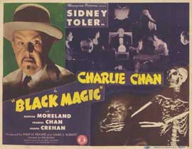 Charlie Chan in Black Magic - 11 x 14 Movie Poster - Style A