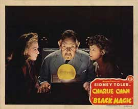 Charlie Chan in Black Magic - 11 x 14 Movie Poster - Style C