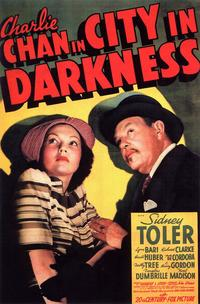 Charlie Chan in City in Darkness - 11 x 17 Movie Poster - Style A