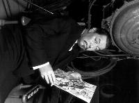 Charlie Chan in Paris - 8 x 10 B&W Photo #1