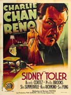 Charlie Chan in Reno - 11 x 17 Movie Poster - French Style A