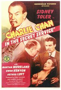 Charlie Chan in the Secret Service - 27 x 40 Movie Poster - Style A