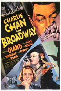 Charlie Chan on Broadway - 27 x 40 Movie Poster - Style A