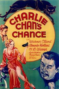 Charlie Chan's Chance - 11 x 17 Movie Poster - Style A