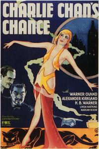 Charlie Chan's Chance - 11 x 17 Movie Poster - Style B