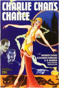 Charlie Chan's Chance - 11 x 17 Movie Poster - Style C
