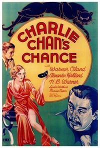 Charlie Chan's Chance - 27 x 40 Movie Poster - Style A