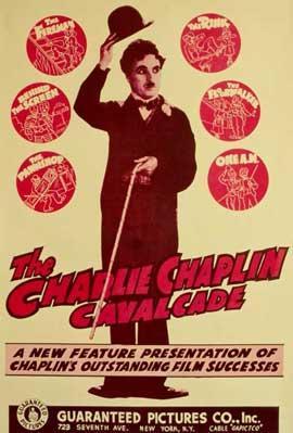 Charlie Chaplin Cavalcade - 11 x 17 Movie Poster - Style A