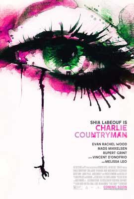 Charlie Countryman - 11 x 17 Movie Poster - Style A