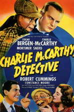 Charlie McCarthy, Detective - 11 x 17 Movie Poster - Style A