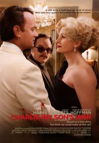 Charlie Wilson's War - 43 x 62 Movie Poster - Bus Shelter Style A