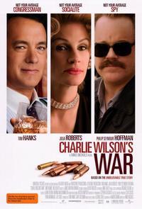 Charlie Wilson's War - 11 x 17 Movie Poster - Style B