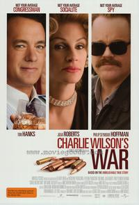 Charlie Wilson's War - 43 x 62 Movie Poster - Bus Shelter Style B