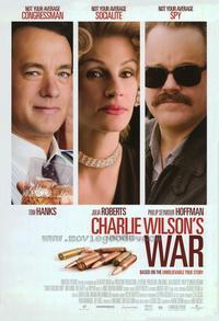 Charlie Wilson's War - 27 x 40 Movie Poster - Style C