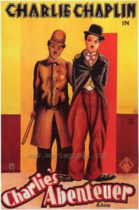 Charlie's Abenteuer - 27 x 40 Movie Poster - Foreign - Style A
