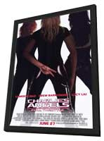 Charlie's Angels: Full Throttle - 11 x 17 Movie Poster - Style A - in Deluxe Wood Frame