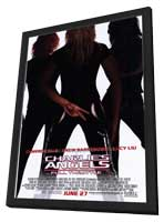 Charlie's Angels: Full Throttle - 27 x 40 Movie Poster - Style A - in Deluxe Wood Frame