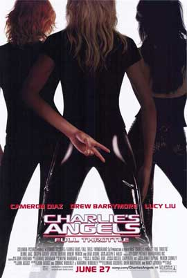 Charlie's Angels: Full Throttle - 11 x 17 Movie Poster - Style A