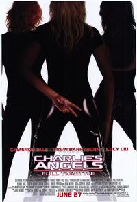 Charlie's Angels: Full Throttle - 27 x 40 Movie Poster - Style A