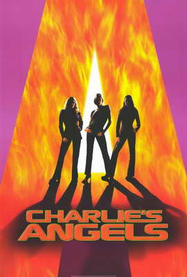 Charlie's Angels - 11 x 17 Movie Poster - Style A