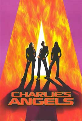 Charlie's Angels - 27 x 40 Movie Poster - Style A