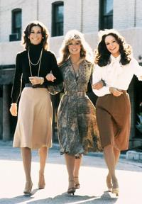Charlie's Angels (TV) - 8 x 10 Color Photo #002