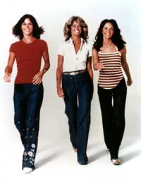 Charlie's Angels (TV) - 8 x 10 Color Photo #007