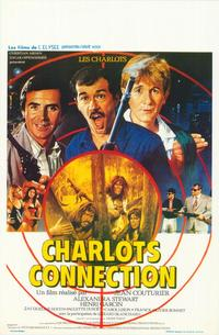 Charlots connection - 11 x 17 Movie Poster - Belgian Style A