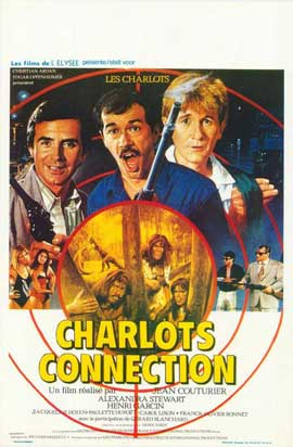 Charlots connection - 27 x 40 Movie Poster - Belgian Style A