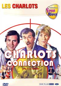Charlots connection - 11 x 17 Movie Poster - French Style A