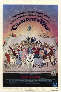 Charlotte's Web - 43 x 62 Movie Poster - Bus Shelter Style A