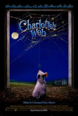 Charlotte's Web - 11 x 17 Movie Poster - Style A