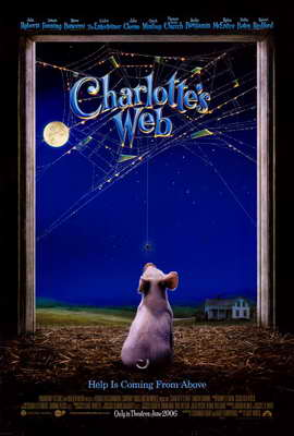 Charlotte's Web - 27 x 40 Movie Poster - Style A