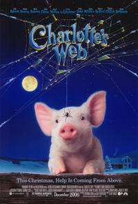 Charlotte's Web - 27 x 40 Movie Poster - Style B