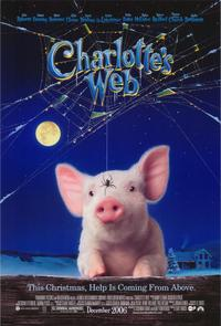Charlotte's Web - 43 x 62 Movie Poster - Bus Shelter Style B