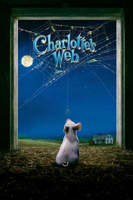 Charlotte's Web - 43 x 62 Movie Poster - UK Style A