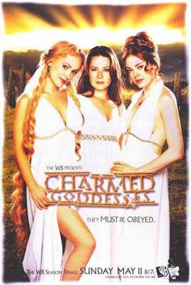 Charmed (TV) - 11 x 17 TV Poster - Style A