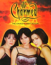 Charmed (TV) - 43 x 62 Movie Poster - Bus Shelter Style A