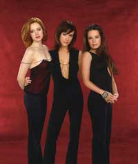 Charmed (TV) - 8 x 10 Color Photo #054