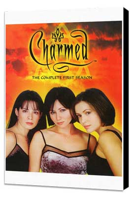 Charmed (TV) - 27 x 40 TV Poster - Style A - Museum Wrapped Canvas