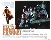 Charro! - 11 x 14 Movie Poster - Style F