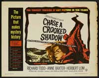 Chase a Crooked Shadow - 22 x 28 Movie Poster - Half Sheet Style A