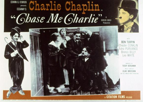 Chase Me Charlie movie