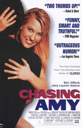 Chasing Amy - 11 x 17 Movie Poster - Style A