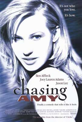 Chasing Amy - 11 x 17 Movie Poster - Style B